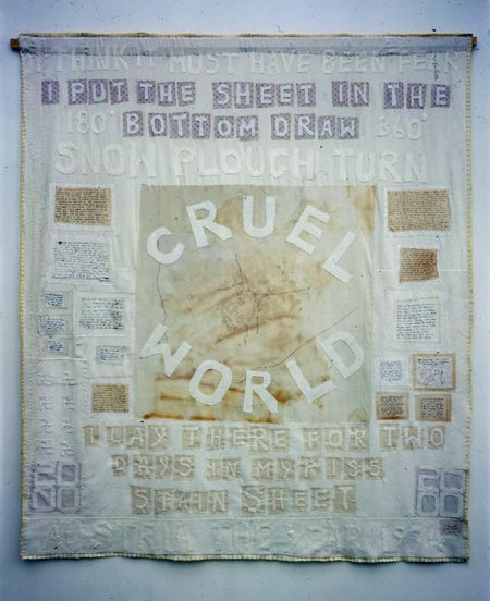 tracey_emin_cruel_world