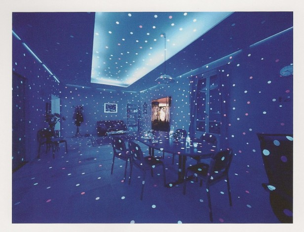 Yayoi Kusama, 'I'm here, But Nothing', 2000, mixed media installation, in 'Double Vision', Haifa Museum of Art, Haifa, Israel. Image courtesy Yayoi Kusama Studio.