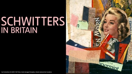 Schwitters in Britain at Tate Britain, Millbank, London. Image courtesy of www.tate.org.uk