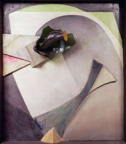 Kurt Schwitters, 'Glass Flower', 1940. Image courtesy Bridgman Art Library