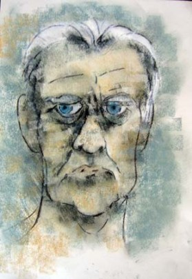 Peter Cameron, 'Self-Portrait'. Image courtesy the artist and www.pcameron.co.uk