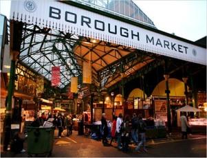 Borough Market. Image courtesy travelstay.com