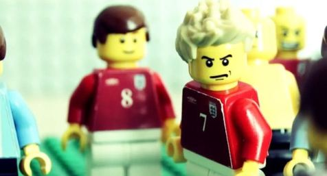 Even David Beckham plays with Legos to chill out. Image courtesy metro.co.uk