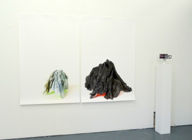 Jane Kidson, 2014, in 'Assembly' at Chelsea College of Arts, London.