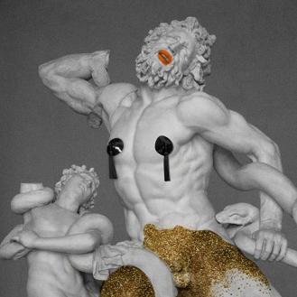 Yan Petris, 'Hard 6', 2015, digital photography collage. Image courtesy the artist.