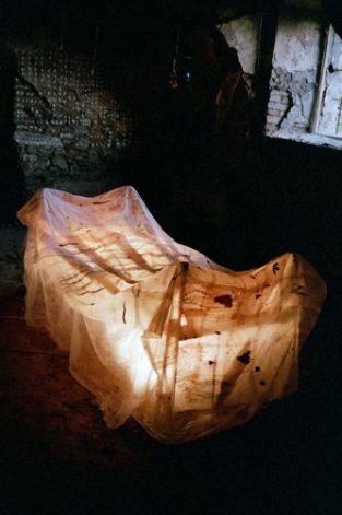 Brigitte C. Reichl, 'What kind of loss is lurking in your soul', 2003, installation, Image courtesy the artist.