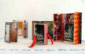 Rosa Quint, 'Reisealtaere', 2004, mixed media. Image courtesy the artist.