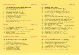 Events at Wandsworth Fringe. More: http://wandsworthfringe.com/2016/events