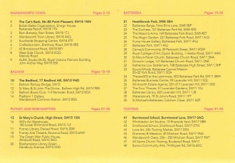 Events at Wandsworth Fringe. More: http://wandsworthfringe.com/2016/events