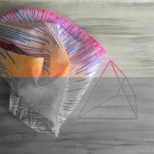 Work by Ema Mano Epps in 'Transcending' at Platform 1 Gallery, Wandsworth Arts Fringe 2016, London. Image courtesy the artist. More: http://wandsworthfringe.com/2016/event/transcending