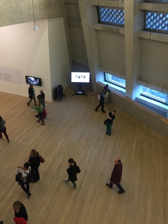 The New Tate Modern, London. Photo credit Kelise Franclemont.