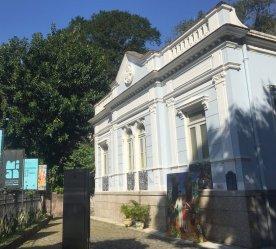 Museu Internacional de Arte Naïf do Brasil, Rio de Janeiro. Photo: Kelise Franclemont.