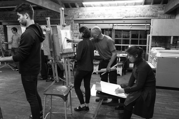 Image courtesy Royal Drawing School www.royaldrawingschool.org