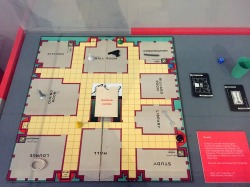 Clue (US, or Cluedo UK), 1949, V&A Museum of Childhood, London. Photo credit Kelise Franclemont.