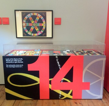 Trivial Pursuit, 1980s, V&A Museum of Childhood, London. Photo credit Kelise Franclemont.