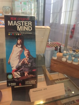 Mastermind, 1978, V&A Museum of Childhood, London. Photo credit Kelise Franclemont.