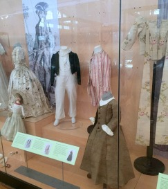 Children's nursery/play-wear, 1700s, V&A Museum of Childhood, London. Photo credit Kelise Franclemont.